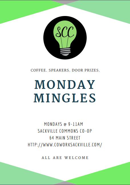 Mingle Mondays are back!