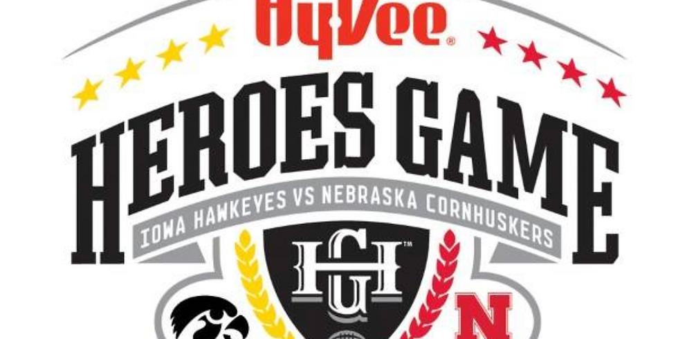 Hy-Vee Heroes Game