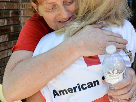 Support Your Community – Become a Red Cross Volunteer