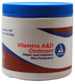 Dynarex Vitamin A&D (15oz)