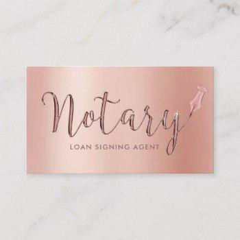 Notary Loan Signing Service