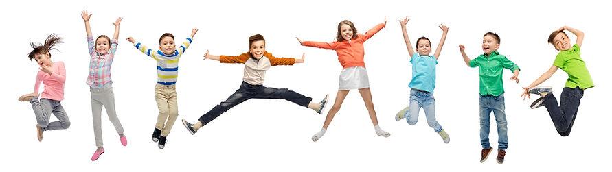 happiness, childhood, freedom, movement