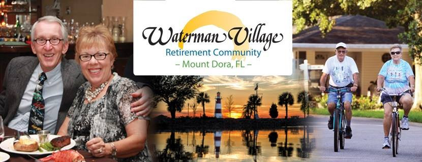 waterman village logo