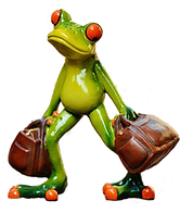 Frog holding Two luggage.png