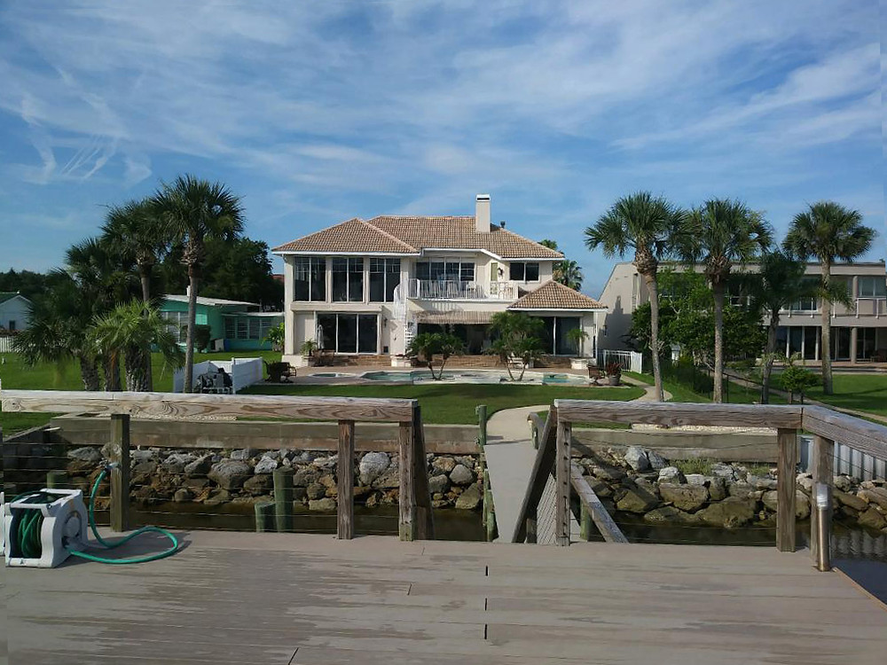 beautiful canal home we moved