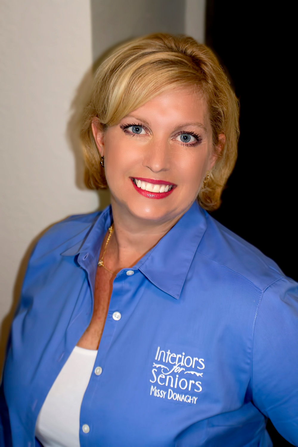Missy Donaghy, owner/operator of Interiors for Seniors