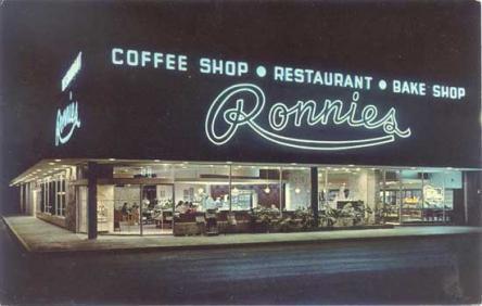 Ronnies Coffee Shop