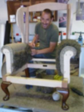 Wingchair upholstery1.JPG