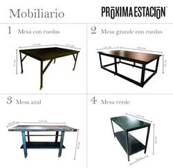 ALQUILER MOBILIARIO