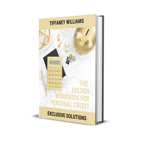 The Golden Workbook For Personal Credit