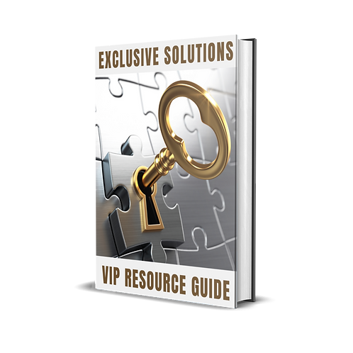 VIP Resource Guide