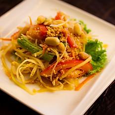 17. Green Papaya Salad