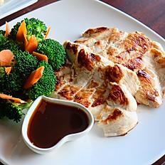 49. Teriyaki Chicken