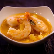 C. Hawaiian Prawn Curry