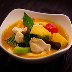 38. Pumpkin Curry