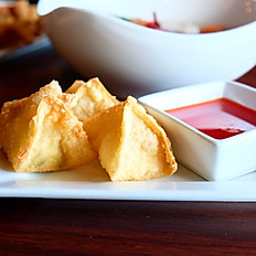 5. Seafood Rangoon