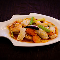 D. Spicy Shrimp and Calamari