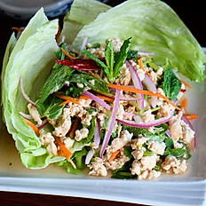 18. Larb (Chicken Salad)