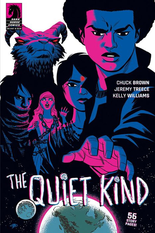 The Quiet Kind - One Shot
