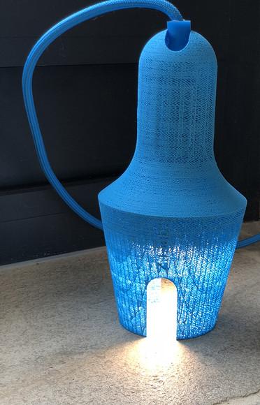 lampe 3D couleur