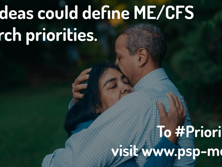 Help change the future of ME/CFS research
