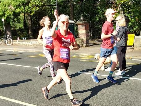 Emer's half marathon fundraiser