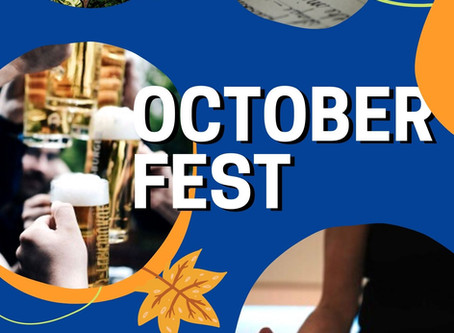 Join our OctoberFest 2020!