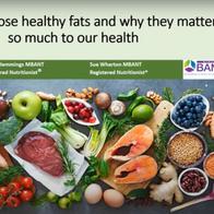 Healthy fats - Isabel Hemmings & Sue Wharton