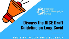 Have your say on the NICE draft guideline on Long Covid