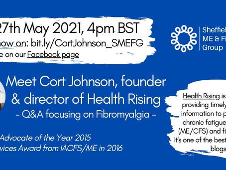 Meet Cort Johnson of Health Rising!
