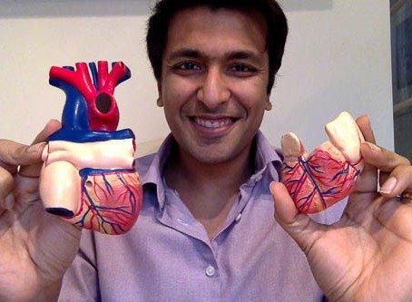 Rescheduled ONLINE TALK: Dr Sanjay Gupta, Cardiologist