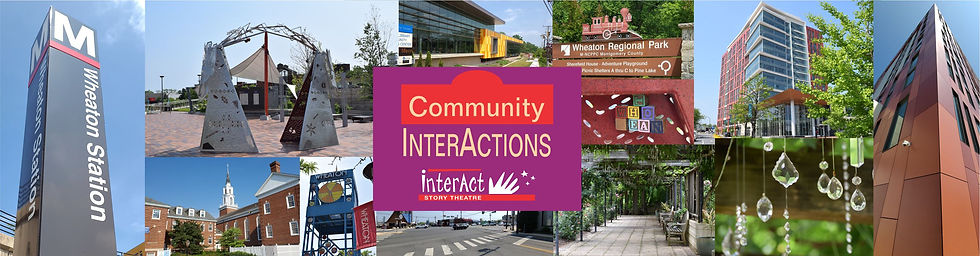InterAct Story Theatre's Community InterActions