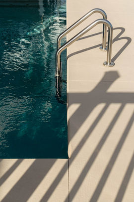 Untitled Pool Picture (photograph by Tyler J. Henson)