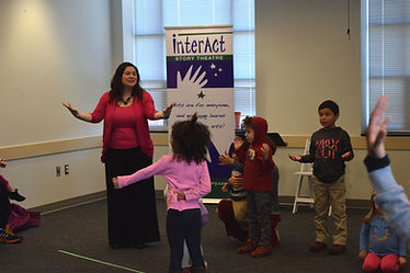 A Family Literacy Fiesta: Books Alive!
