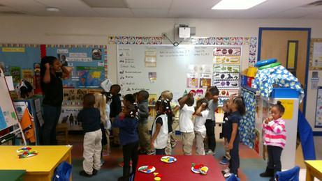 Arts Education & Arts Integration: Classroom Workshops