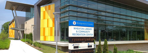 Wheaton Library and Community Recreation Center