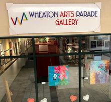 Wheaton Arts Parade Gallery (Westfield Wheaton, lower level)