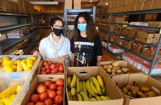 Up 2 Us Foundation (providing food assistance)