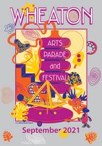 Wheaton Arts Parade and Festival (September 2021)