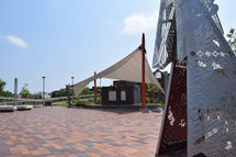 Marian Fryer Town Plaza (Reedie Drive near the Wheaton Metro Station)