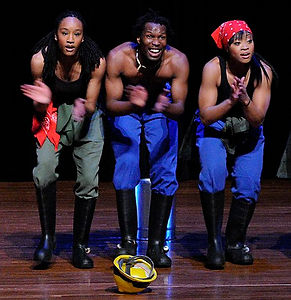 Lesole's Dance Project:Zulu, Gumboot and Street Dances from South Africa