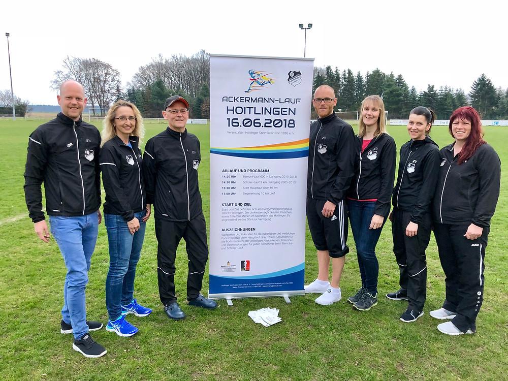 Teamleiter Ackermann-Lauf Hoitlingen