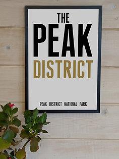 Peak District Prints (unframed)