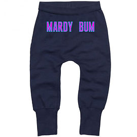 baby joggers navy mardy bum back girl.jp