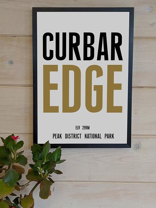 Curbar Edge Print (unframed)