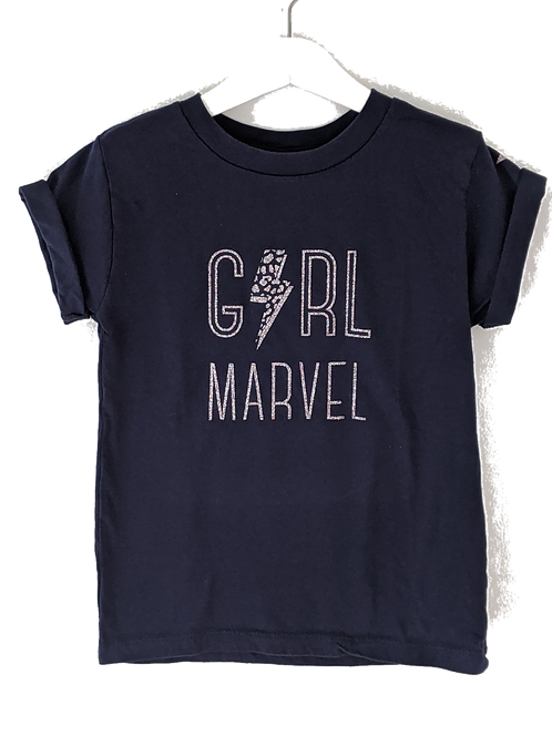 Girl Marvel Tee