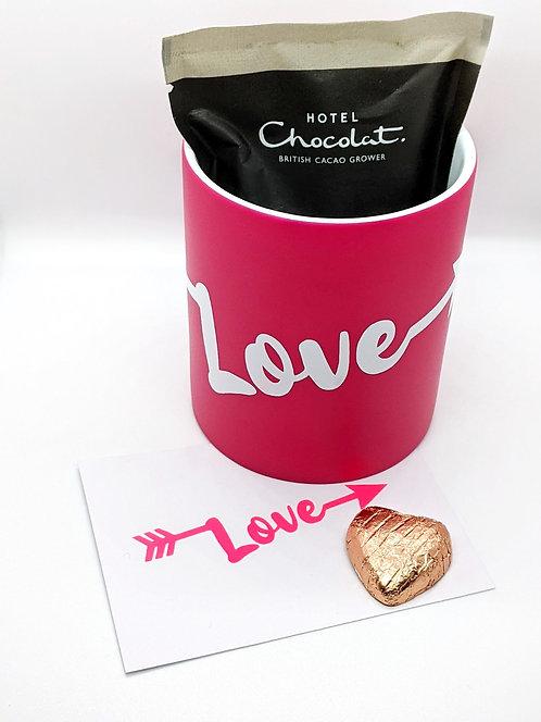 'Love' Mug Gift Box