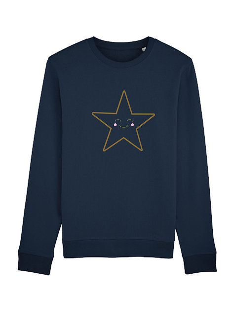 Kids Stanley Star Sweatshirt