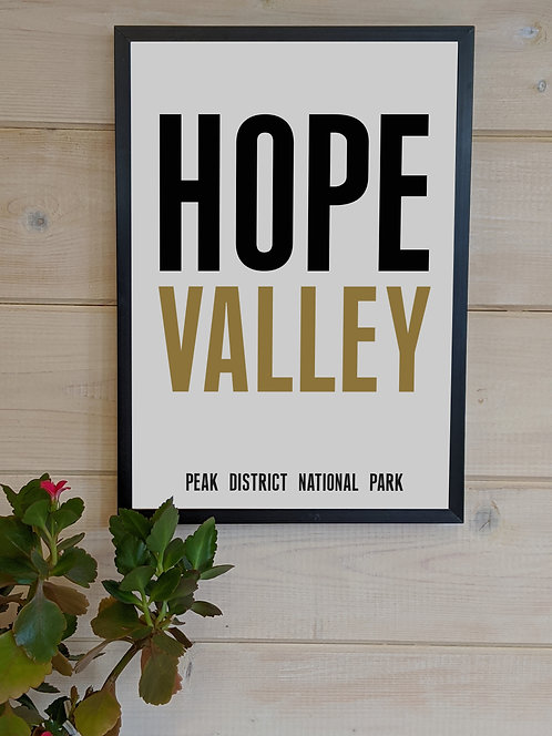 Hope Valley Print (unframed)