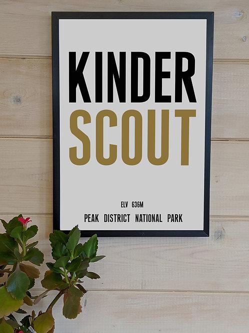 Kinder Scout Print (unframed)